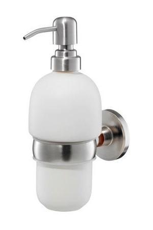 03255 Madagaskar dozownik do mydła z metalową podstawą
