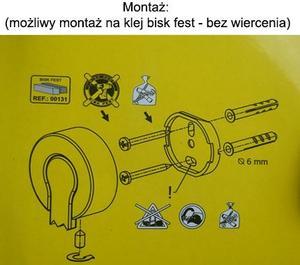 05315 VENTURA WIESZAK KĄPIELOWY 620 mm CHROM_1