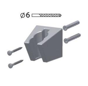 00700 ZESTAW PRYSZNICOWY PUNKTOWY ARKTIC METAL/CHROM_1