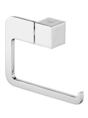02990 Uchwyt wc prosty Futura silver