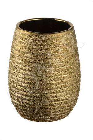 06303 GOLD KUBEK KOSMETYCZNY