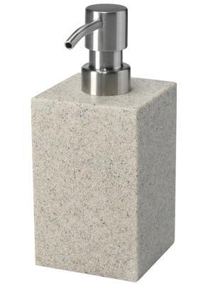 01593 dozownik mydła z serii Sand