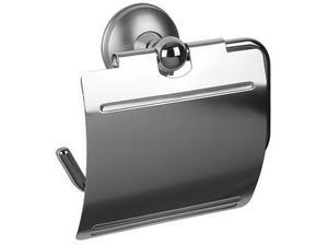 71350 Dakota uchwyt wc z klapką chrom/satyna