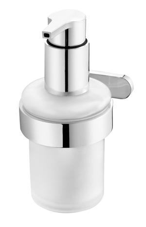 04302 Natura Bisk dozownik mydła chrom